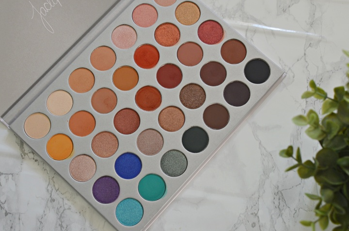 Review | Jaclyn Hill Morphe Palette