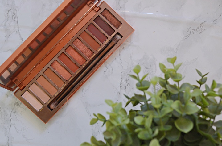Urban Decay Naked Heat Palette 4