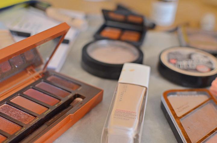 December Makeup Bag 1