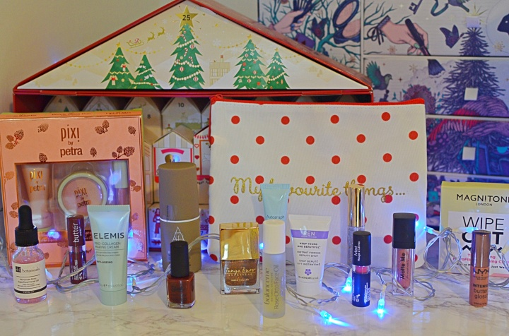 Advent Calendar Haul | Week 4