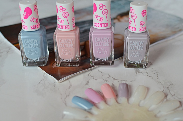 New | Barry M Candy Culture Nail Pail – KatieEmmaBeauty