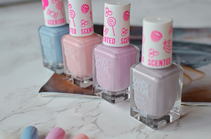 Barry M Scented Nail Polishes 3