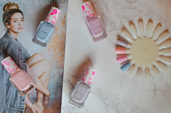 Barry M Scented Nail Polishes