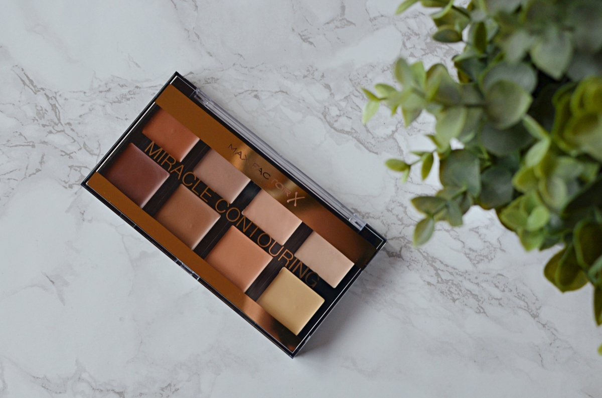 New | Max Factor Creme Contour Kit