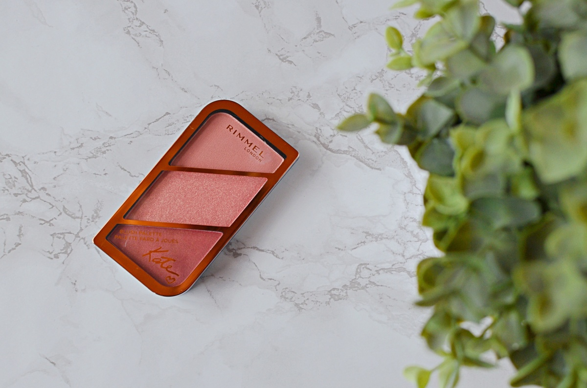 New | Rimmel Kate Sculpting Palette in Not So Shy