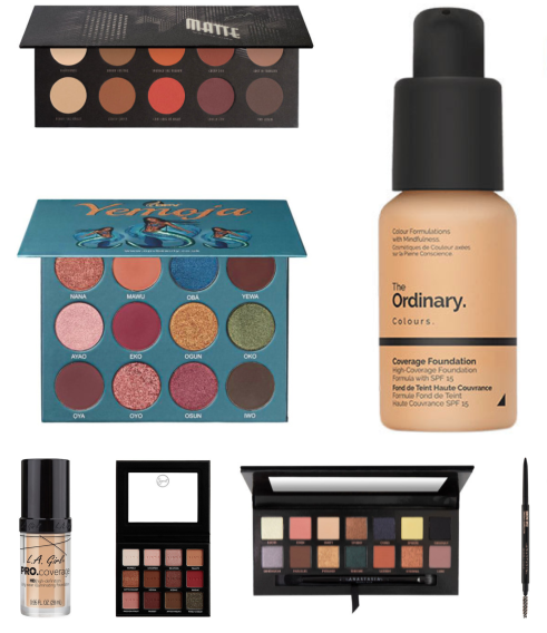 BeautyBay/Makeup Wishlist | January 2018