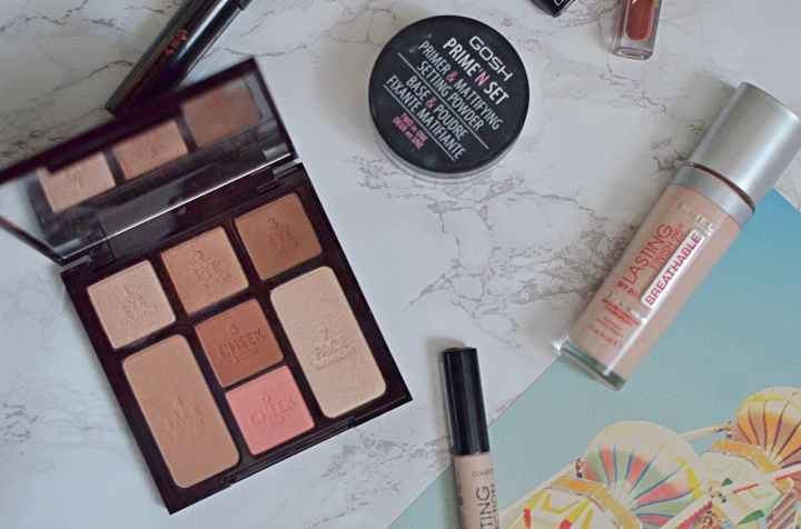 Travel Makeup 1