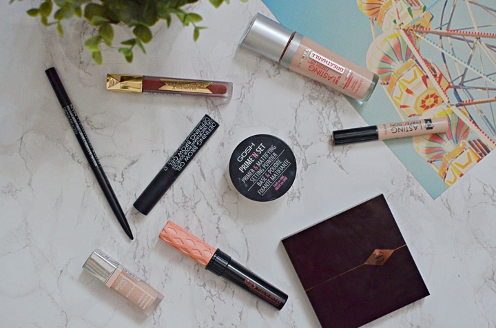 Travel Makeup 2
