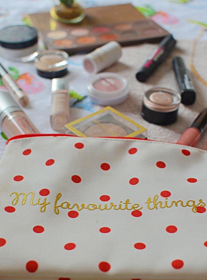 February Makeup Bag