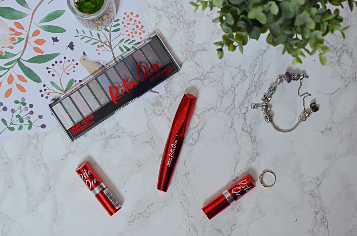 New | Rimmel Rita Ora Collection