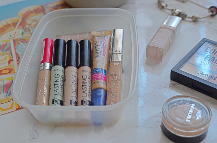 Concealer Collection 3