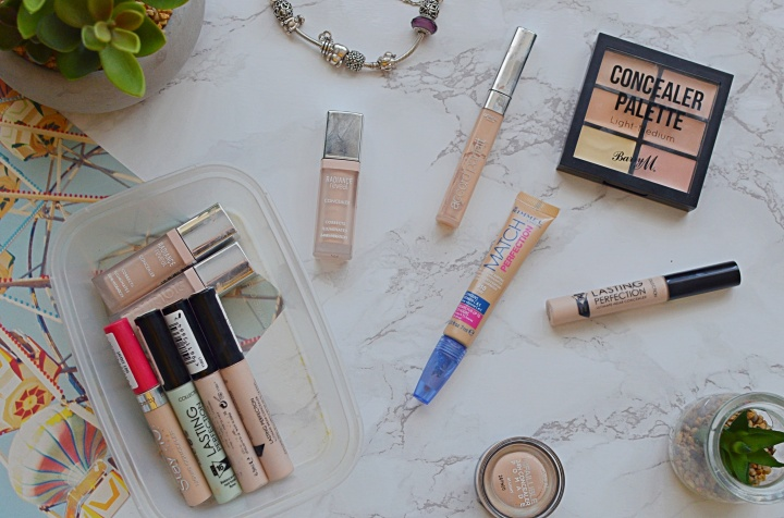My Makeup Collection | Concealers