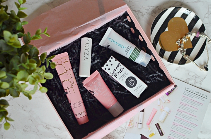 Glossybox March 18 1