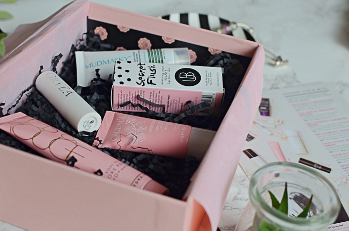 Glossybox March 18 2