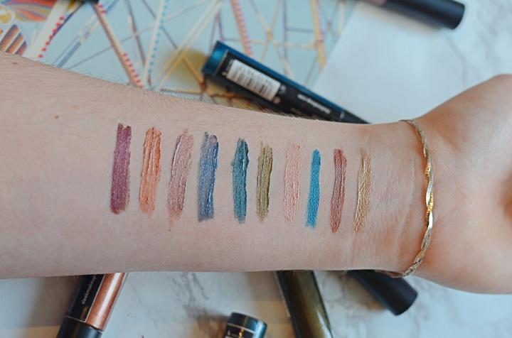 Sleek Cream Eyeshadows 4