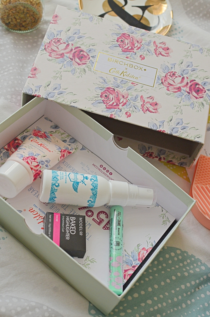 Birchbox April 18