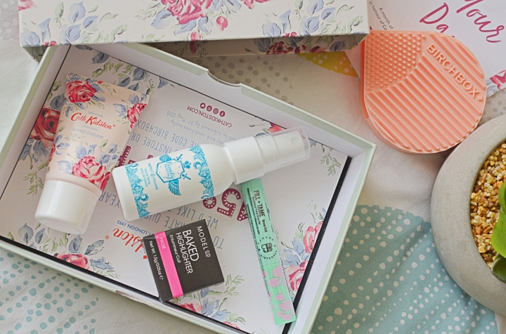 Birchbox April 2018 1