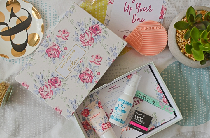 Birchbox April 2018 2