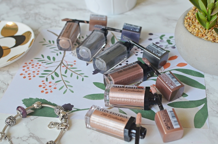 Bourjois Eyeshadows 1