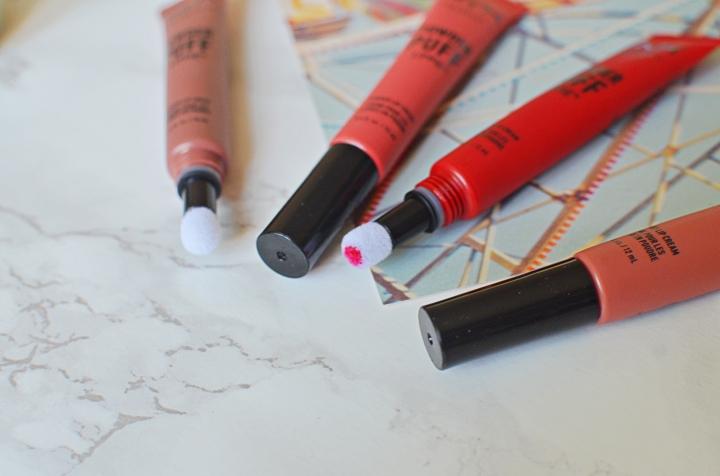 NYX Lipsticks 2