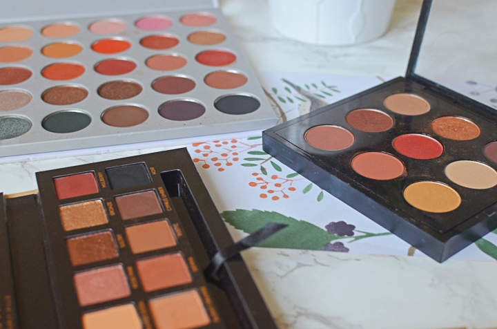 Top 5 Eyeshadow Palettes 1