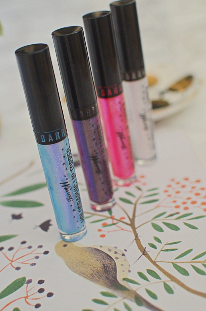 Barry M Lip Toppers 1
