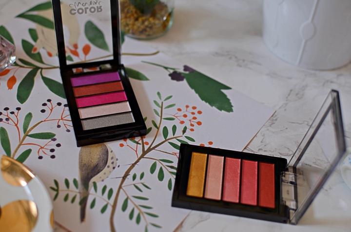 L'Oreal Lip Palette 2