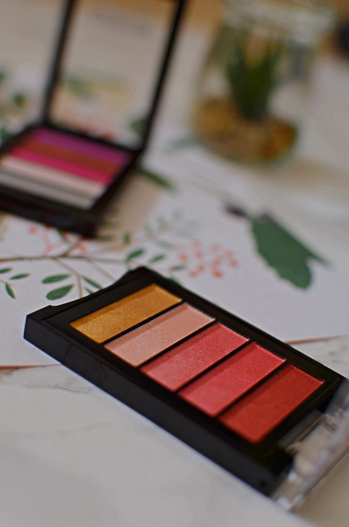 L'Oreal Lip Palette 3