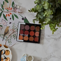 New | Nip + Fab Eyeshadow Palette in Fired Up