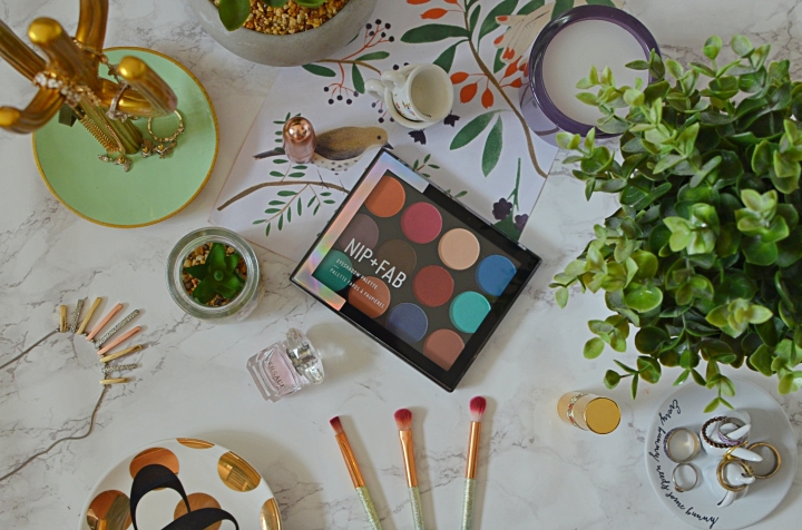 New | Nip + Fab Palette in Jewelled