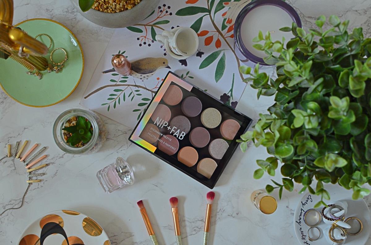 New | Nip + Fab Gentle Glam Palette