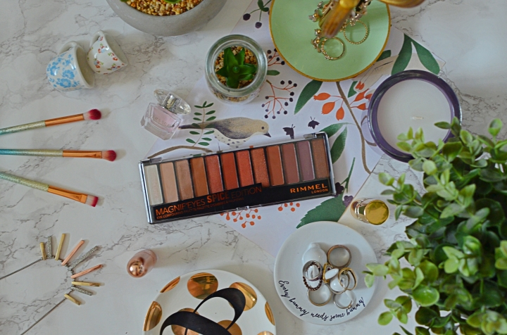New | Rimmel Magnif'Eyes Spice Edition