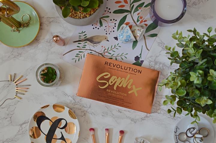 Soph Revolution Palette