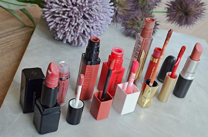 Week In Lipsticks 2