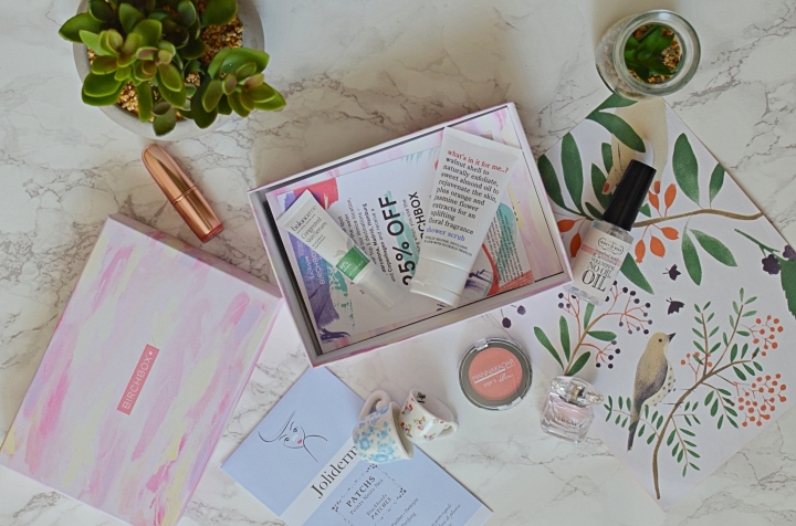 Birchbox July 18 1