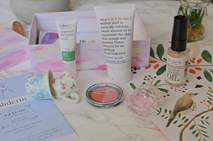Birchbox July 18 2