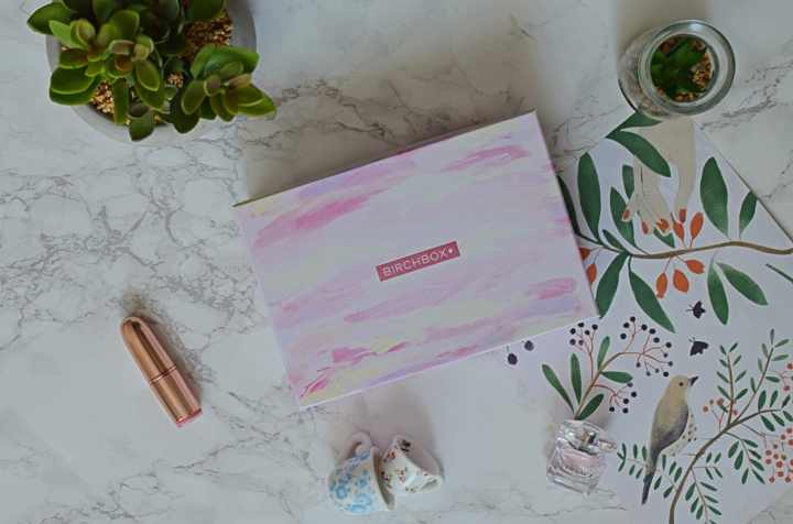 Birchbox July 18