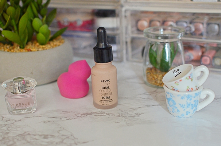Best Foundation Ever?! | NYX Total Control Drops