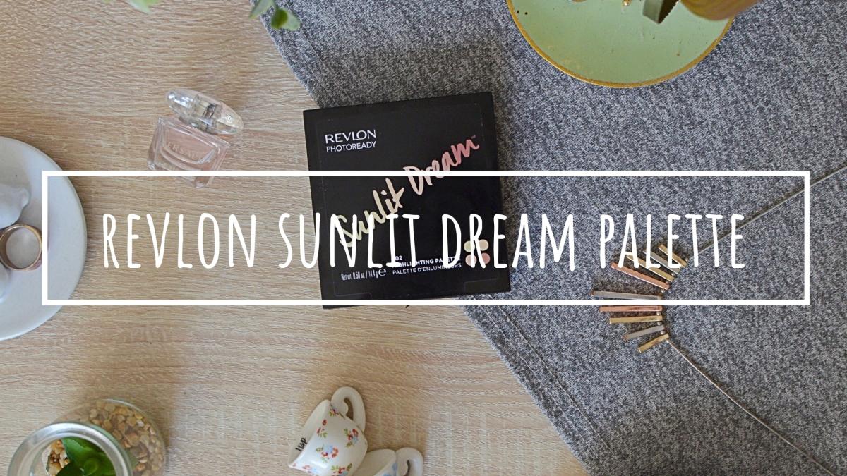 New | Revlon Palette