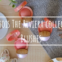 New | Bourjois The Riviera Collection Blushes