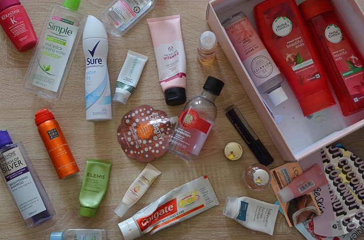 Empties Sep18