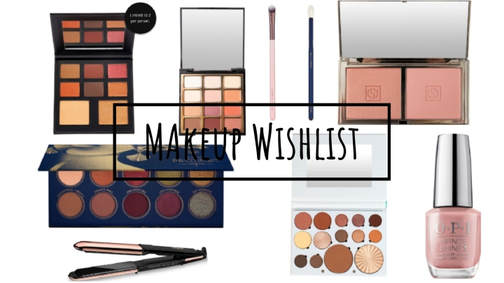 Makeup Wishlist | October 2018