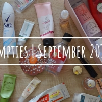 Empties | September 2018