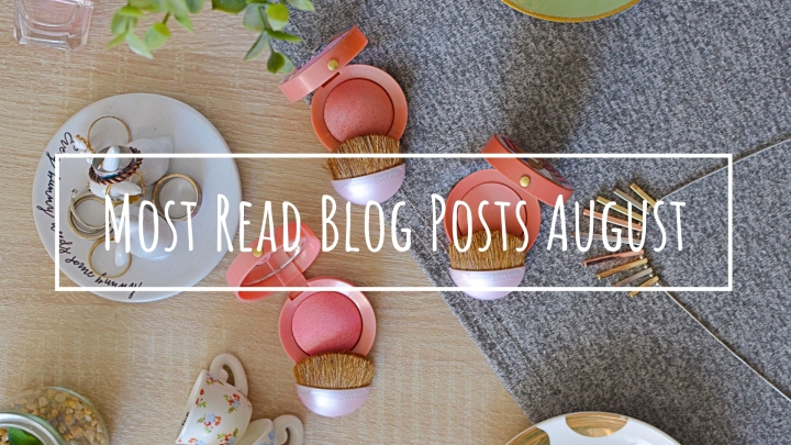 Most Read Blog Posts | August 2018