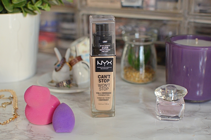 NYX Can't Stop Wont Stop