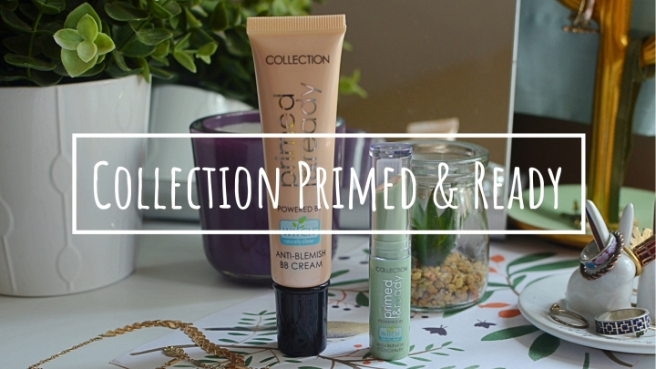 New | Collection Primed & Ready BB Cream & Concealer