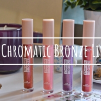 New | L'Oreal Chromatic Bronze Lip Topper