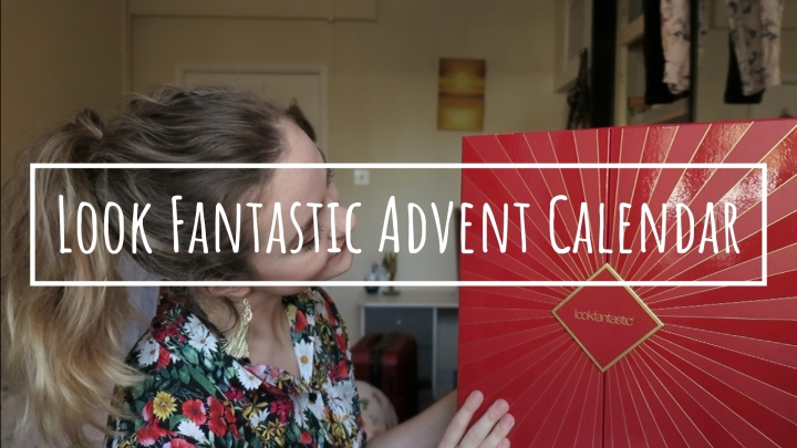 Look Fantastic Advent Calendar | SPOILER ALERT
