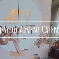 Glossybox Advent Calendar 2018 | SPOILER ALERT