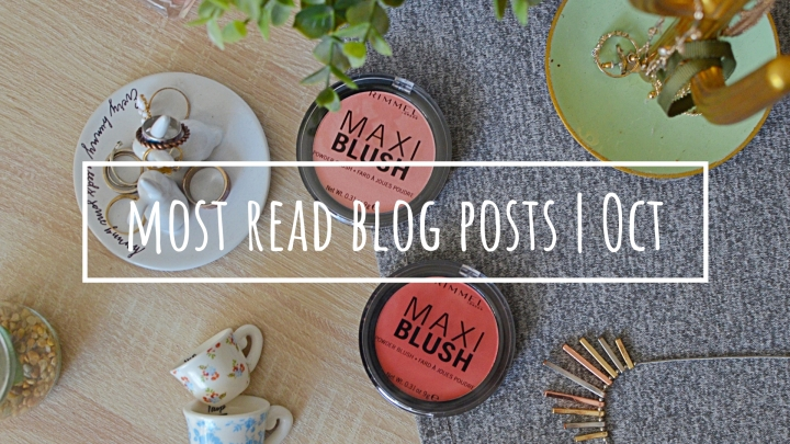 Most Read Blog Posts | October 2018
